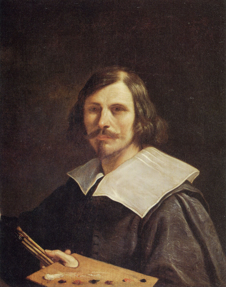 Guercino - Self-Portrait