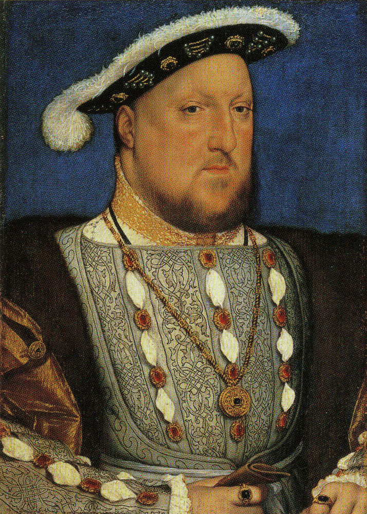 Hans Holbein the Younger - Henry VIII