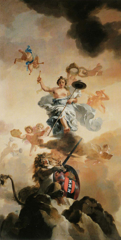 Gerard de Lairesse - Allegory of Freedom