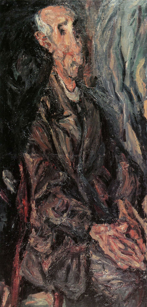 Chaim Soutine - Old Man