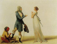 Louis-Léopold Boilly - No Agreement