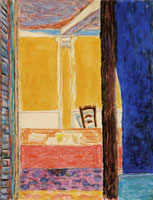 Pierre Bonnard Villa Bosquet, Le Cannet, Morning