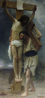 William-Adolphe Bouguereau - Compassion