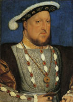 Hans Holbein the Younger Henry VIII