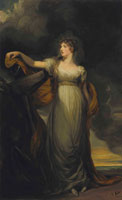 Thomas Lawrence and Studio Portrait of Louisa Montagu, Viscountess Hinchingbrook, later Countess of Sandwich as Hope