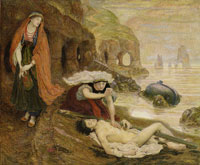 Ford Madox Brown Don Juan and Haidee