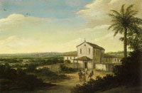 Frans Post - Franciscan Convent
