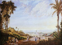 Frans Post - View of Olinda