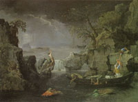 Nicolas Poussin - Winter or The Deluge
