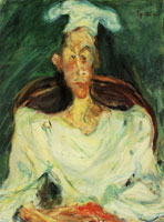 Chaim Soutine - Pastry Chef
