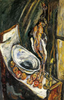 Chaim Soutine Still Life with Pheasant