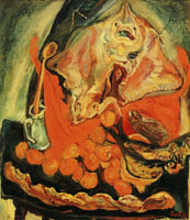 Chaim Soutine Still Life with Rayfish