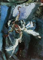 Chaim Soutine White Duck
