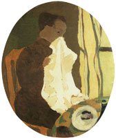 Edouard Vuillard The Large Napkin