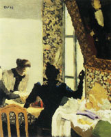 Edouard Vuillard - The Length of Thread