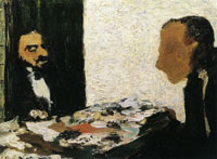 Edouard Vuillard - The Office