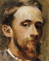 Edouard Vuillard Self-Portrait