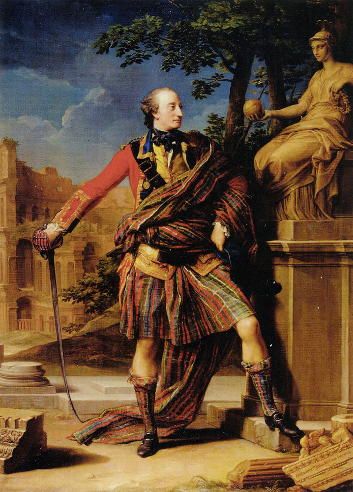 Pompeo Batoni - Colonel the Honourable William Gordon