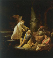 Benjamin Gerritsz. Cuyp The Liberation of St. Peter