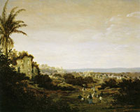 Frans Post Ruins of the Carmo Convent in Olinda