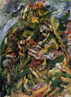Chaim Soutine Hill at Céret