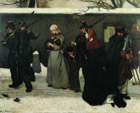 Alfred Stevens What Is Called Vagrancy