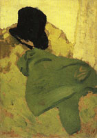 Edouard Vuillard The Top-Hat