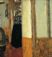Edouard Vuillard Woman at a Cupboard