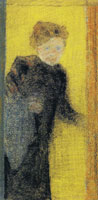 Edouard Vuillard Woman in the Doorway