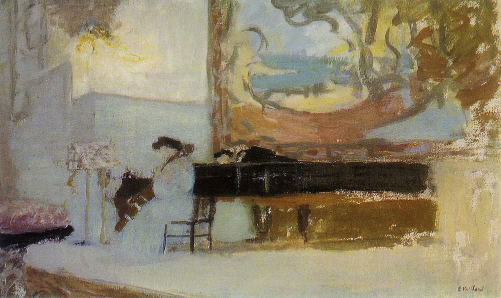 Edouard Vuillard - The Chaigneau Sisters