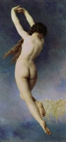 William-Adolphe Bouguereau The Lost Pleiad