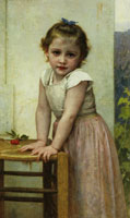 William-Adolphe Bouguereau - Yvonne