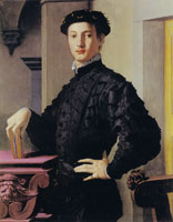 Bronzino Portrait of a Young Man
