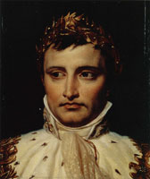 Jacques-Louis David - Napoleon Bonaparte