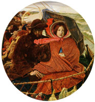 Ford Madox Brown The Last of England