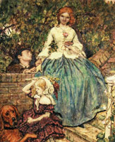 Ford Madox Brown Stages of Cruelty