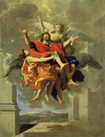 Nicolas Poussin The Apotheosis of St. Paul