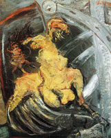 Chaim Soutine - Hanging Turkey