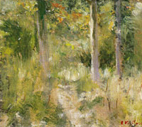 Edouard Vuillard Forest Path