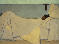 Edouard Vuillard In Bed