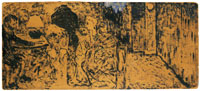 Edouard Vuillard The Intruder (study)