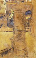 Edouard Vuillard - The Stove at Le Relais