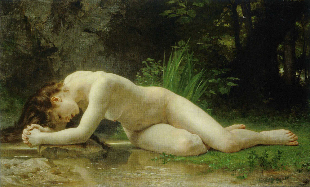 William-Adolphe Bouguereau - Biblis