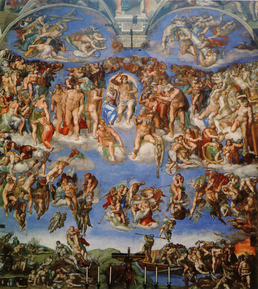 Michelangelo - The Last Judgment
