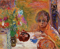 Pierre Bonnard Lunch or Breakfast