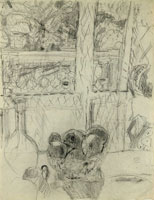 Pierre Bonnard Still Life at the Window