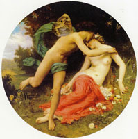 William-Adolphe Bouguereau - Flora and Zephyr