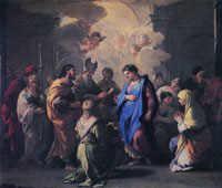 Luca Giordano - The Marriage of the Virgin