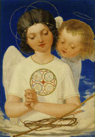 Ford Madox Brown The Seraph's Watch