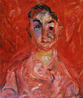 Chaim Soutine Butcher Boy